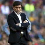 Marcelino suffers an accident
