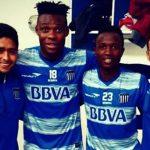 Futbolistas africanos que aterrizaron en el fútbol argentino