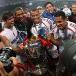 Spieler, die es geschafft, die Champions League zu gewinnen und die Libertadores