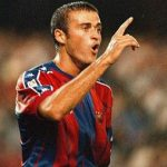 Twenty years of Luis Enrique in Barcelona