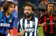 Andrea Pirlo, el genio del balón más respetado