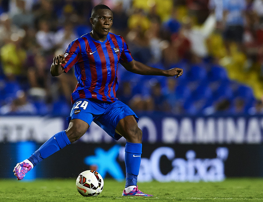 Levante terminated the contract Simao Mate ended the day the transfer mercad. Photo: zimbio.com