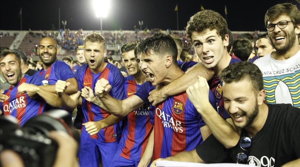 Filiales con más temporadas en Segunda División