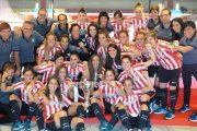 Los 5 equipos que más veces han ganado la Primera División Femenina