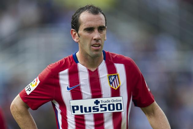 In a world of muscular footballers, Tattooed and impossible hairstyles, Godin is one of the exceptions.