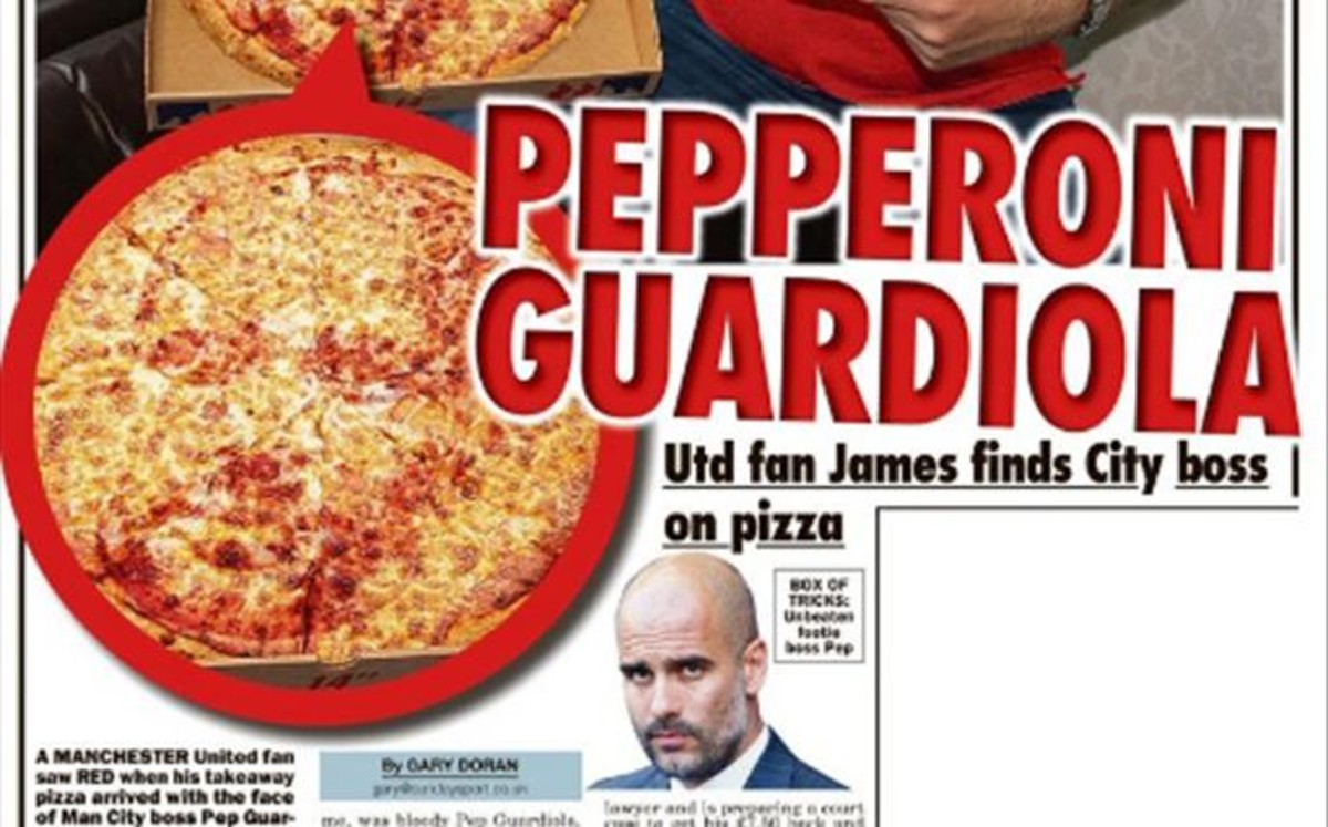 ¿Mysterious appearance, chance or just the pizza was the City and who was known for pizza? Iker Jimenez can only solve.