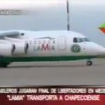 Bolivia channel interviewed the pilot of the plane shortly before takeoff Chapecoense
