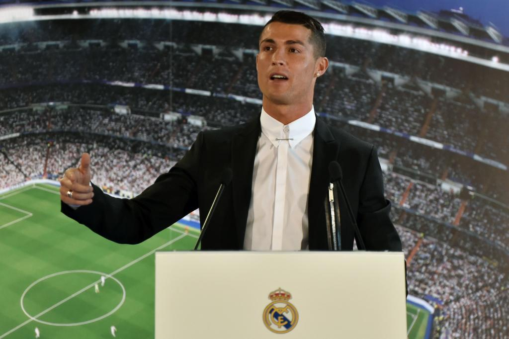 Cristiano Ronaldo, the record man Real Madrid