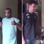 Alan Ruschel, jugador del Chapecoense que sobrevivió al accidente, ya camina por el hospital