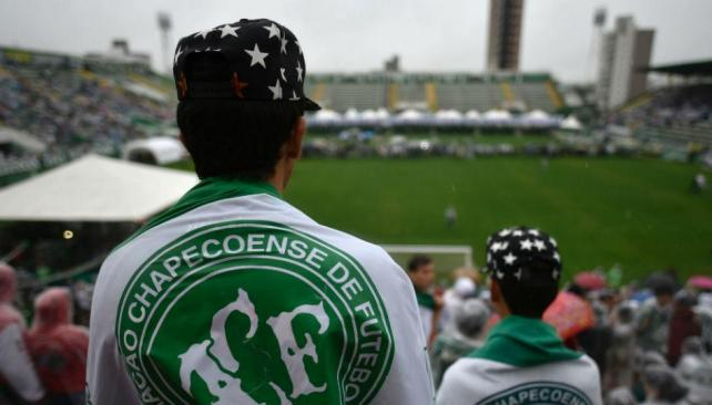 Incredible but true, Chapecoense fined for missing the last game
