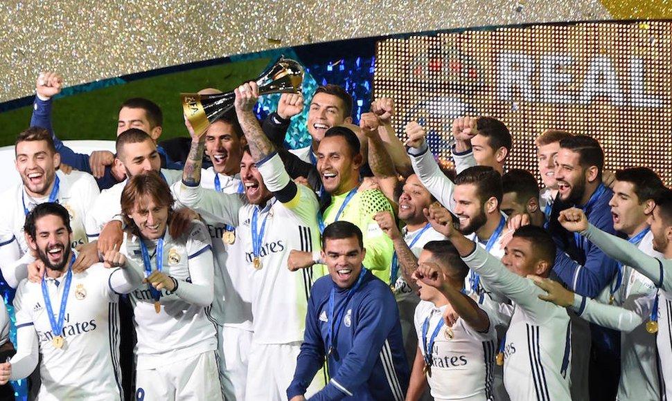 Los equipos españoles que han ganado más títulos internacionales