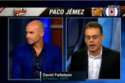 Paco Jémez y la prensa mexicana ya se conocen
