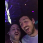 A video of drunken Parejo still raises more controversial in Valencia