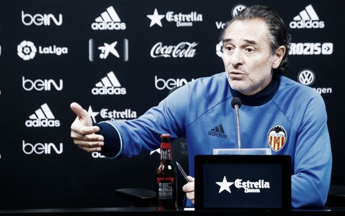 Cesare Prandelli sends clear message to his players: