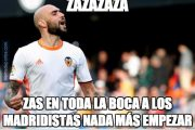 Los mejores memes de la derrota del Real Madrid ante el Valencia