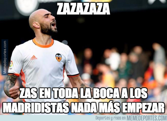 Best Memes Of The Defeat Of Real Madrid Against Valencia Hanging By Futbol