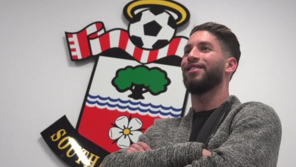 """Southampton is done with services """"twin"""" Sergio Ramos"""