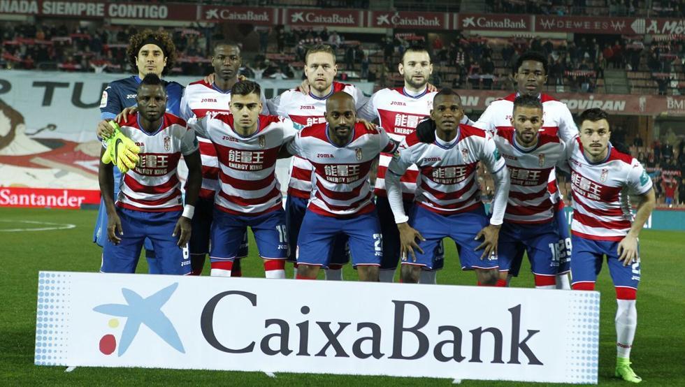 El Granada presenta un 11 con 11 nacionalidades diferentes