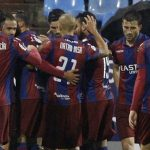 Levante to the record for points in Second
