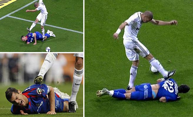 mayores sanciones fútbol español