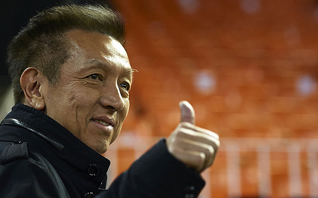The great mistakes of Peter Lim in Valencia