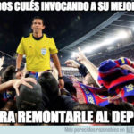 The best memes Barcelona's defeat against Deportivo La Coruna