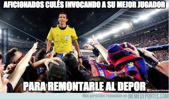 Los mejores memes de la derrota del Barcelona ante el Deportivo de la Coruña