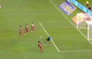 The failed goal of the year