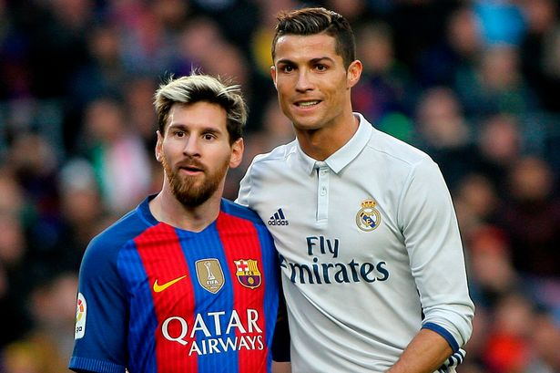 Who is better Messi or Ronaldo?