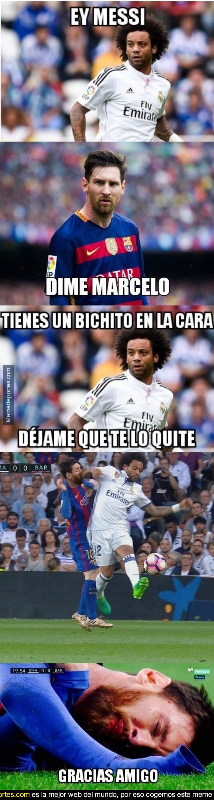 The Best Memes Spanish Football Classic Hanging By Futbol