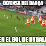 The best memes Barcelona's defeat against Juventus