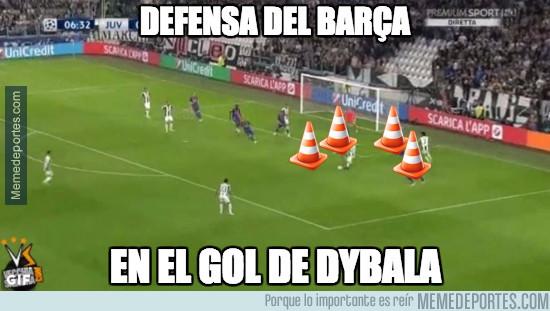 Los mejores memes de la derrota del Barcelona ante la Juventus