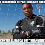 Los mejores memes de la derrota del Barcelona ante el Málaga