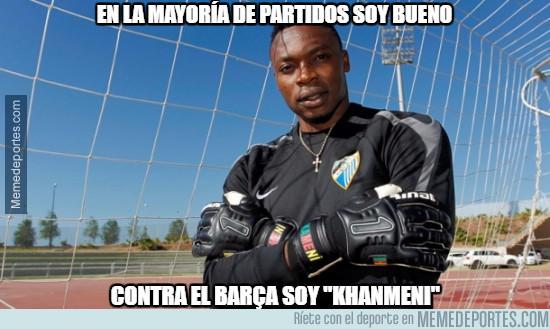Bestes Meme der Niederlage von Barcelona gegen Malaga