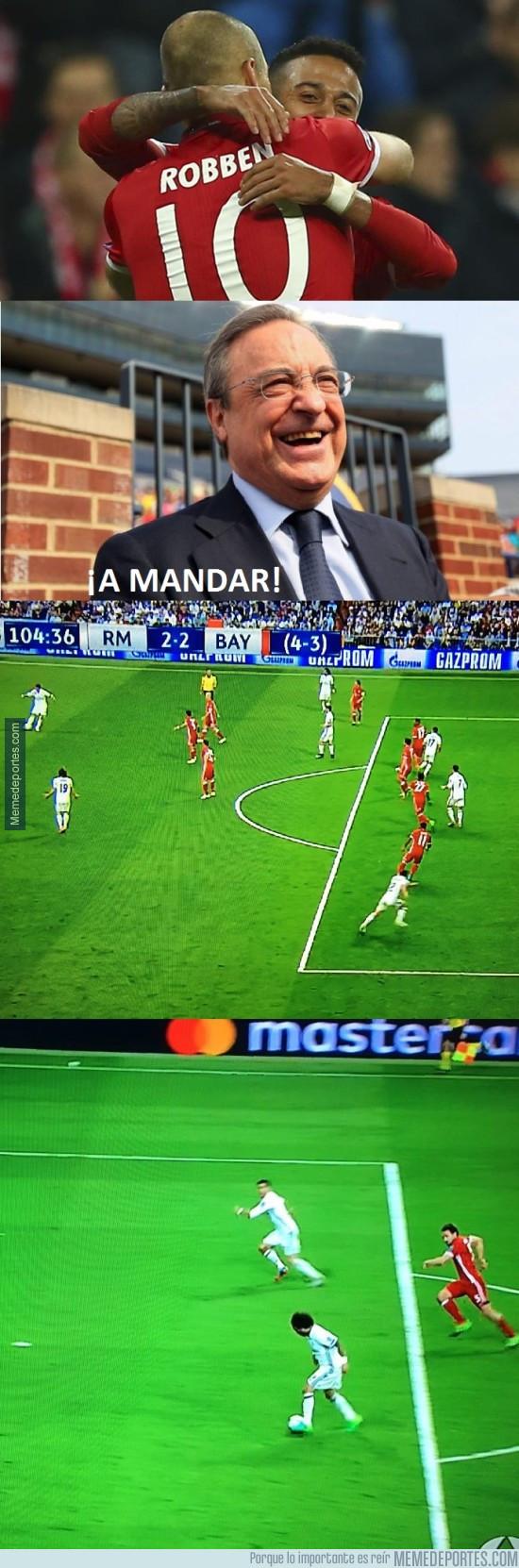 Bestes Meme Des Sieges Von Real Madrid Gegen Den Fc Bayern Munchen