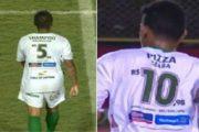 El equipo de Brasil que aprovecha los dorsales de sus jugadores para promocionar ofertas de un supermercado
