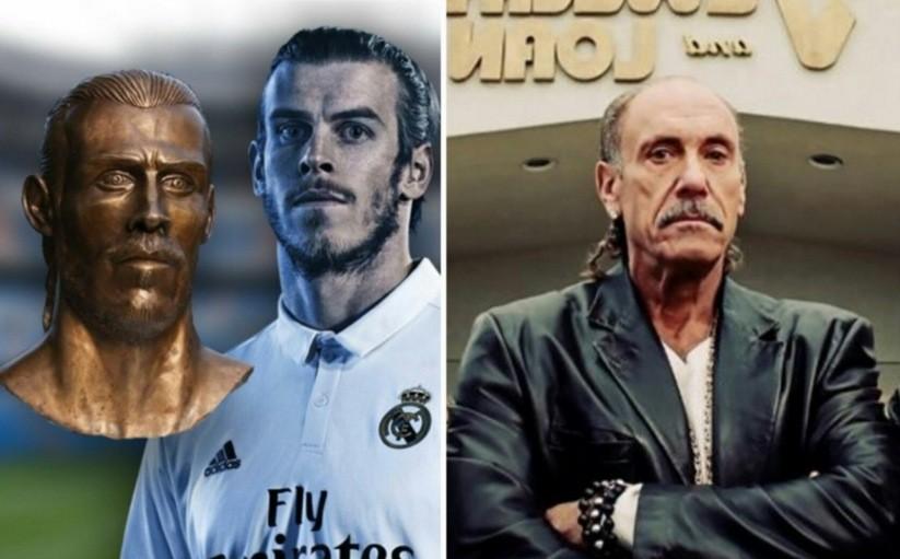 El escultor del busto de CR vuelve a la carga: los mejores memes del busto de Bale