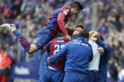 El resumen de la espectacular temporada del Levante