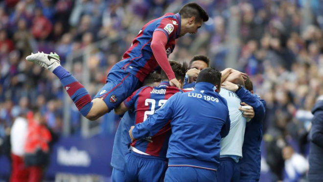 The summary of the spectacular season Levante