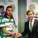 He became famous at birth, now signed for Sporting Lisbon