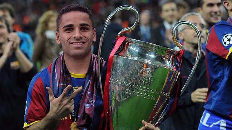 jugadores que tienen una Champions y nadie recuerda, como Douglas