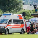 Ajax player collapses in friendly is full and had to be airlifted to hospital