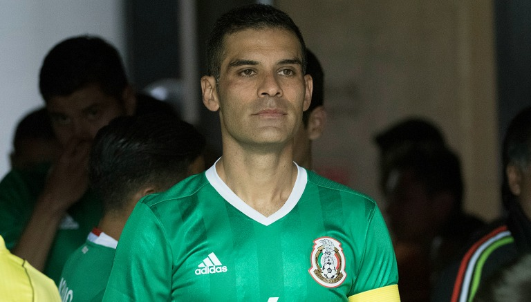 US ties to Mexican soccer player Rafa Marquez with drug trafficking