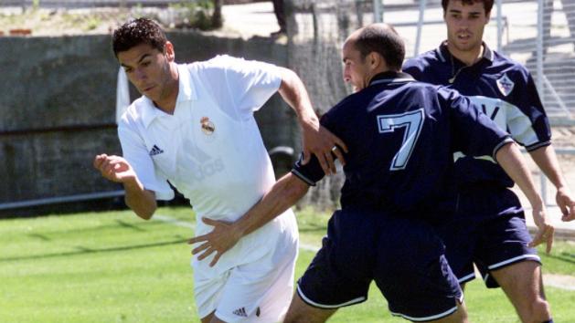 jugadores que jugaron en la cantera del Real Madrid