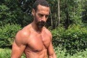 El espectacular cambio físico de Rio Ferdinand