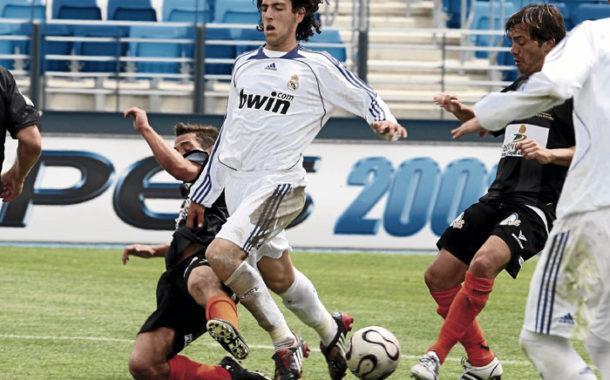 Cinco jugadores que estuvieron en la cantera del Real Madrid y no recuerdas