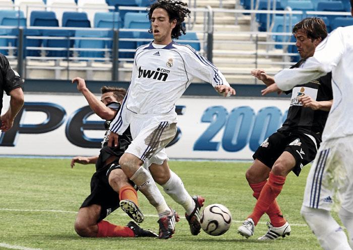 Jugadores que estuvieron en la cantera del Real Madrid y no recuerdas