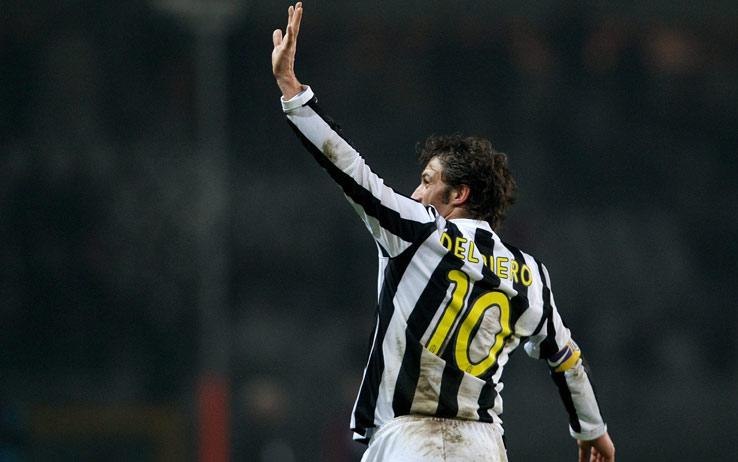 Totti o Del Piero
