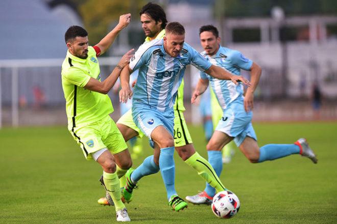 La SD Formentera ficha a  un delantero de la Serie A