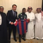 """Anyone who has signed the Levante is the Messi or Cristiano Saudi Arabia"""